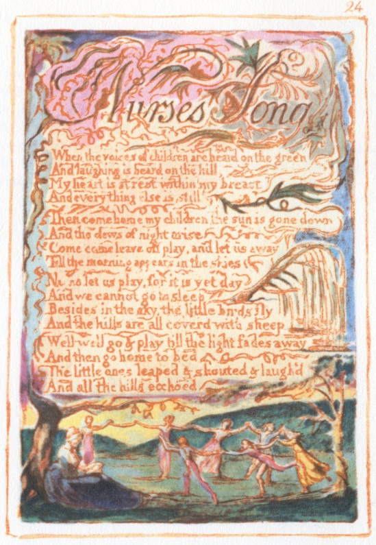 essays on william blake poetry William blake, one of the earliest and greatest figures of romanticism, wrote the songs of innocence and experience in the 1790s the poems juxtapose the innocent, pastoral world of childhood against an adult world of corruption and repression.